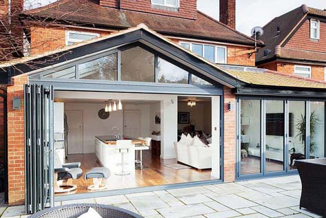 House Extension Liverpool by Ethical Projects